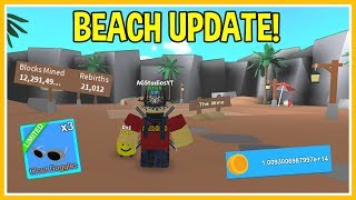 🔴 ROBLOX Mining Simulator LIVE (Getting on those Leaderboards!)