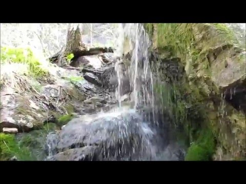Водопад Че Чкыш, ущелье Горных Духов - YouTube