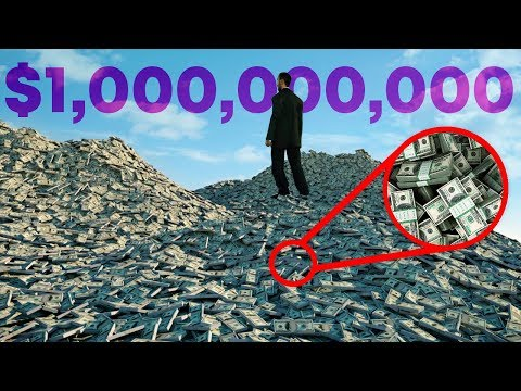 What If You Had One Billion Dollars?