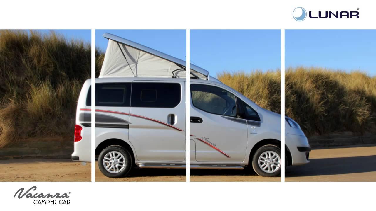 lunar vacanza camper car youtube. Black Bedroom Furniture Sets. Home Design Ideas