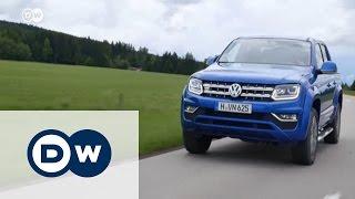 Пикап Amarok – самый мускулистый автомобиль от Volkswagen