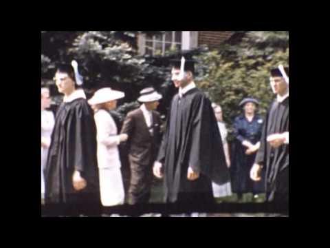 John Potter  college graduation