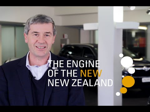 Toyota NZ CEO talks about the MBA | Massey University