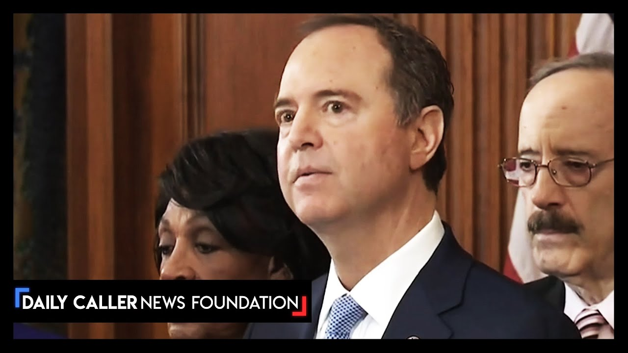 Schiff: Americans Don't Decide Their Elections Anymore DC Shorts