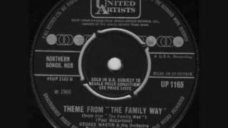 George Martin - Theme from The Family Way (1966)