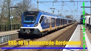 SNG-10 vertrekt in Heemstede-Aerdenhout