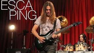 "Kiko Loureiro - ""Escaping"" - Two Tone Sessions"