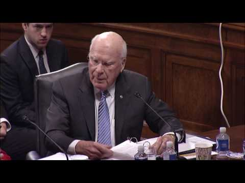 Senator Leahy's Statement In Opposition To The Sessions Nomination For Attorney General