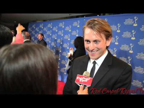 Eric Nelsen at the 41st Daytime Creative Arts Emmy Awards CreativeArtsEmmys
