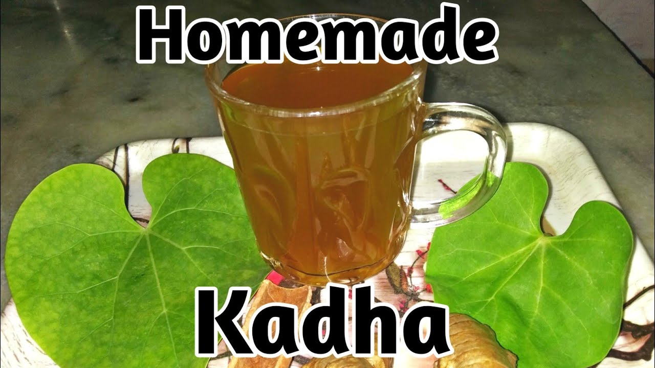 Homemade Kadha🤞 to protect from #Covid19.. #YUMMYTUMMYWITHNAVNEET