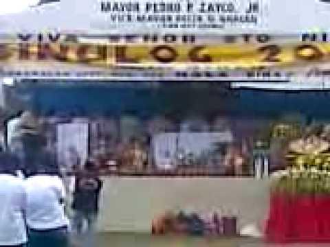 2009 Kabankalan City SINULOG Festival
