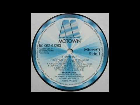 High Inergy - Lovin' Fever (1978) Vinyl