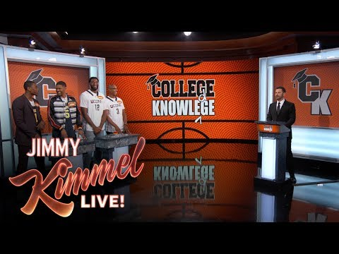Thumbnail: NBA Stars Play College Knowledge