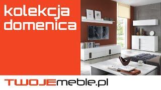 Recenzja: Kolekcja Domenica, Black Red White - TwojeMeble.pl(, 2016-07-01T10:30:22.000Z)