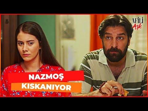 Nazmiye, Rıza'yı Kıskanırsa - Afili Aşk 10. Bölüm