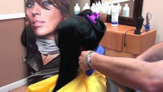 Donna Bella Perla Keratin - Spanish -keratin hair treatment- keratin hair straightening- KERATINA