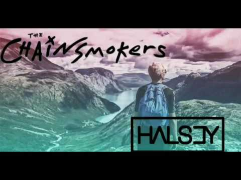 The Chainsmokers ft  Halsey  - Glass (New Song 2017)