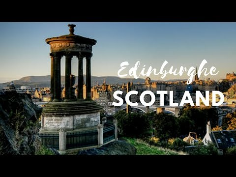 Edinburgh Vacation Travel Guide