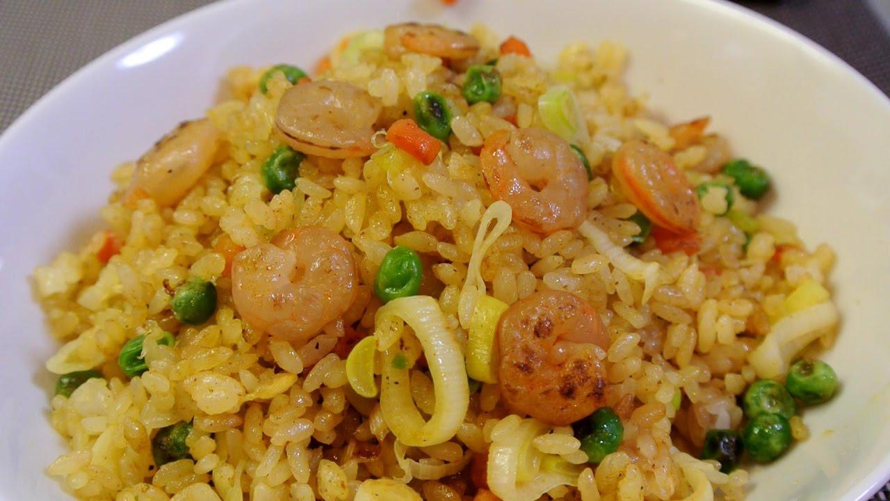 How to make fried rice no talk no bgm 29 youtube how to make fried rice no talk no bgm 29 ccuart Gallery