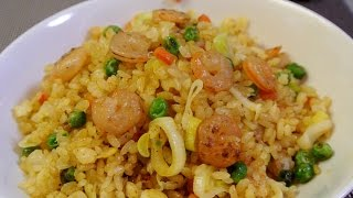 How to make Fried Rice (No Talk No BGM 29)