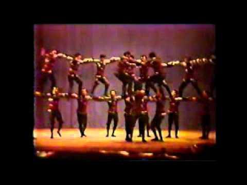 Dance Ansamble Of Armenia 1974 USA Part 1