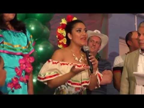 Fiesta Verde y Blanco de los cruceños 2015
