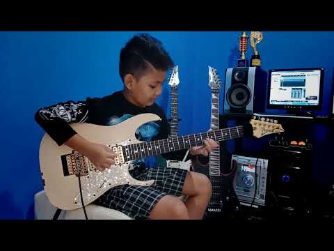 Ibanez Flying Fingers Indonesia 2018 - Abim Finger