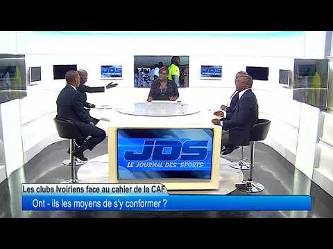 Le Débat du Journal Des Sports du 26 Avril 2018 avec Katty Touré et ses consultants