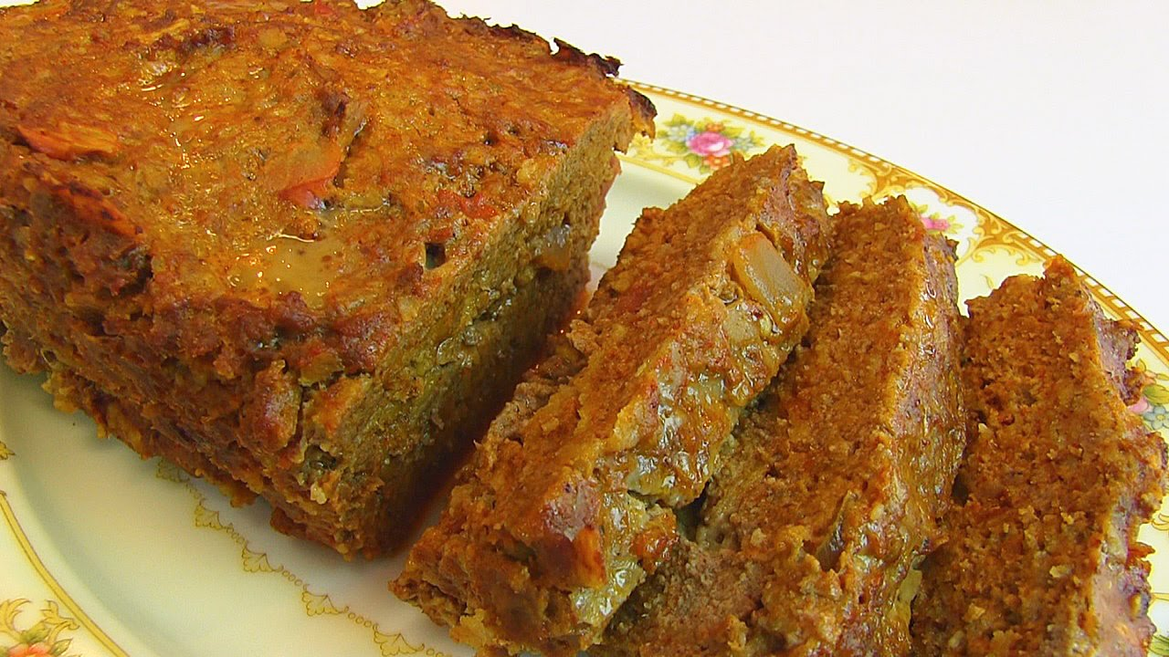 terrific better homes and gardens meatloaf.  Betty s Spicy Taco Meatloaf YouTube