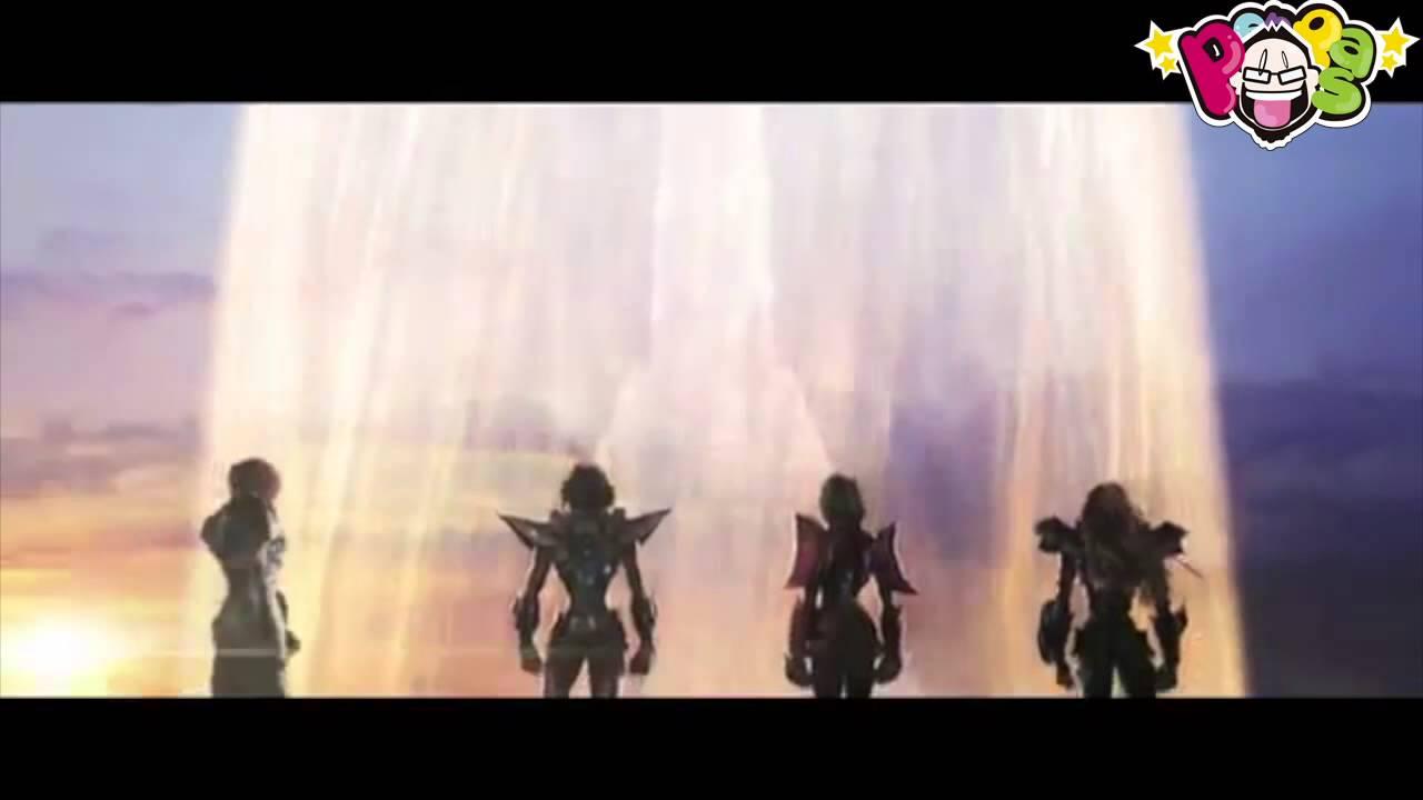 Saint Seiya - Legend of Sanctuary - Trailer | Penpas