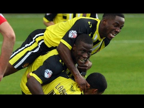 Interview: Ade Yusuff On Scoring First FL Goals!