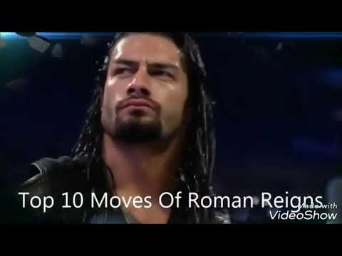 Roman reigns aa la chak m aa gaya song