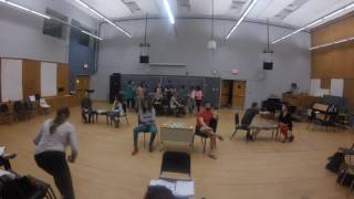 Speed Dating Tonight, time lapse video