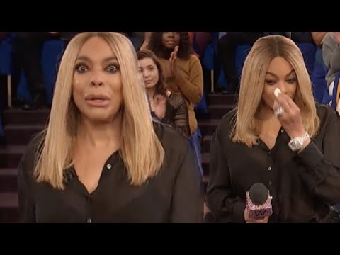 Wendy Williams CRIES Revealing She's Been Living in A SOBER HOUSE