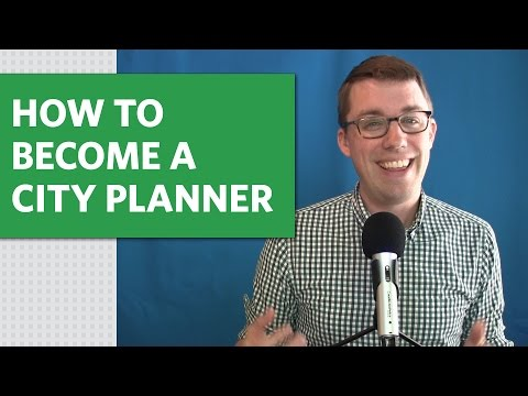 How to Become a City Planner