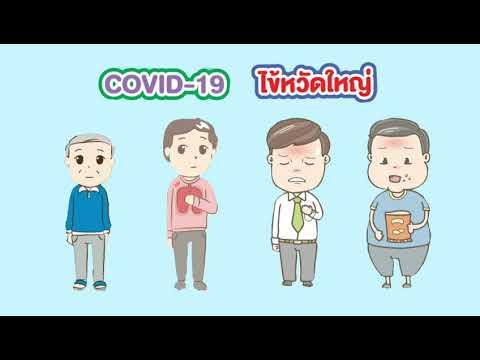 COVID 19 และไข้หวัดใหญ่