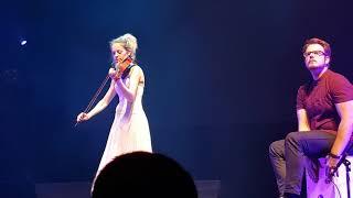 Lindsey Stirling - Hallelujah 22/08/2017 #BraveEnough @ Teatro Caupolicán. Chile