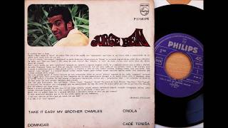 JORGE BEN Take It Easy My Brother Charles PHILIPS Portuguese EP