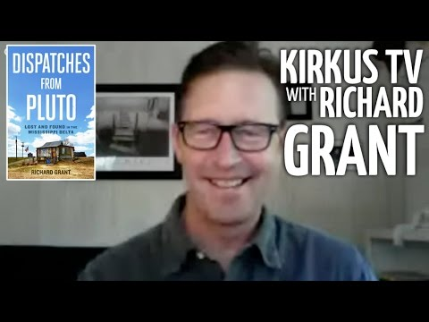 Kirkus TV Interview with Bestelling Author Richard Grant