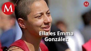 Emma González la líder del movimiento #NeverAgain