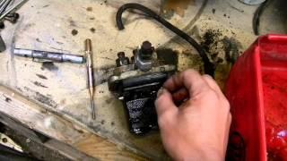 Kubota Injection Pump