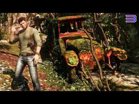 RPCS3 PS3 Emulator - Uncharted 3: Drake's Deception Ingame / Gameplay! VULKAN (tlou3 WIP)