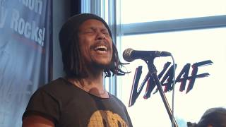 The Magpie Salute Performs