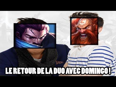 JE SORS MON YASUO POUR LE RETOUR DES DUO AVEC DOMINGO ! - LRB