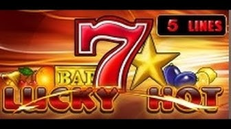 Lucky Hot - Slot Machine - 5 Lines