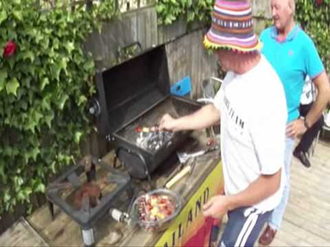 THAI BBQ AT CARTERS HOUSE