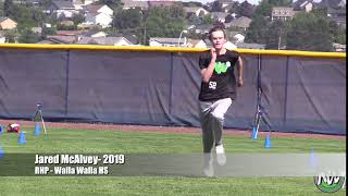 Jared McAlvey - PEC - 60 - Walla Walla HS (WA) - July 9, 2018