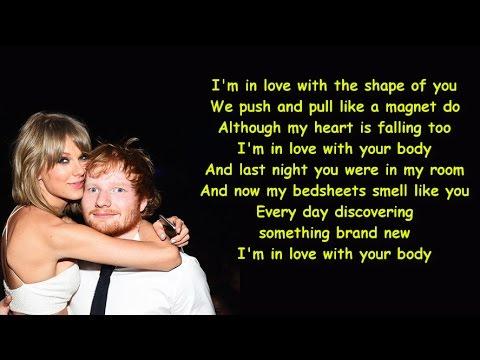 Ed Sheeran - Shape Of You ( LYRICS VIDEO )...