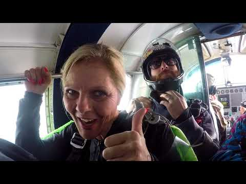 Skydive Tennessee Pam Anderson