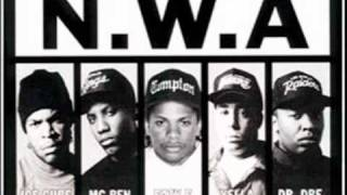 N.W.A. - Cruisin in my 64